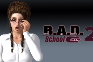 B.A.D. SchoolGirls 2
